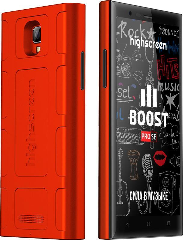 Highscreen Boost 3 SE