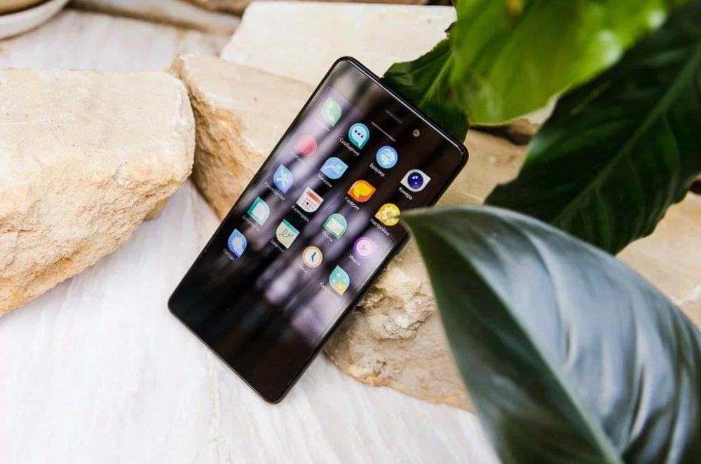 телефон российского производства
