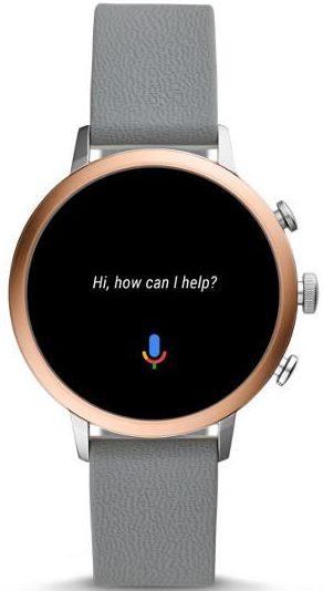 FOSSIL Gen 4 Smartwatch Venture HR (silicone)