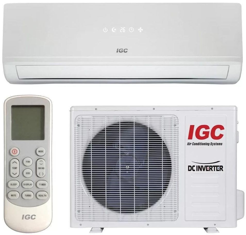 IGC RAS-V12NX RAC-V12NX