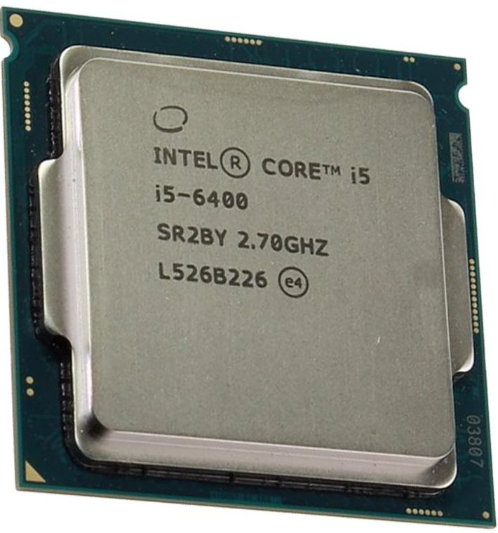 Intel Core i5-6400 Skylake