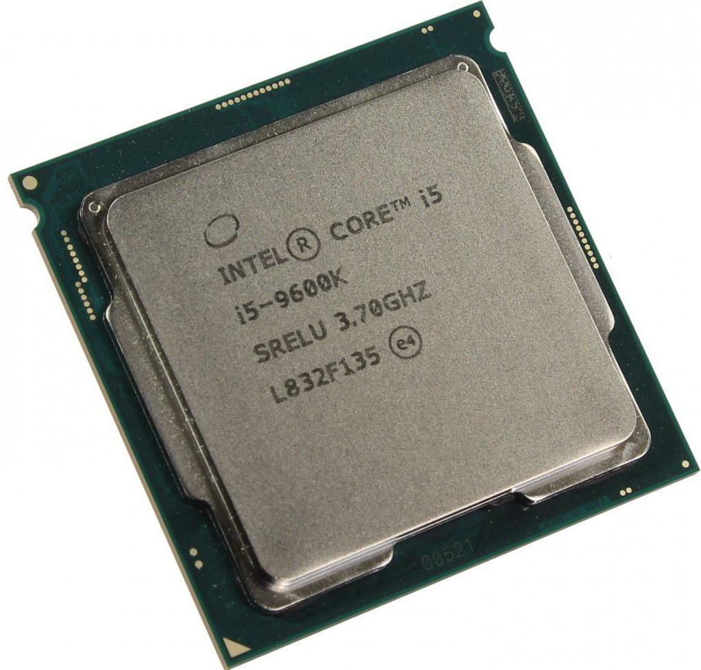 Intel Core i5-9600K Coffee Lake