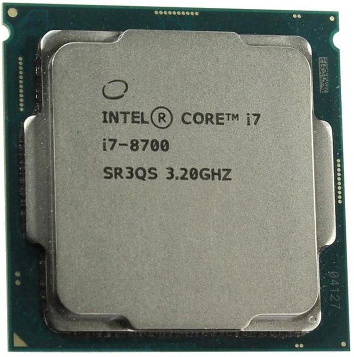 Intel Core i7-8700 Coffee Lake
