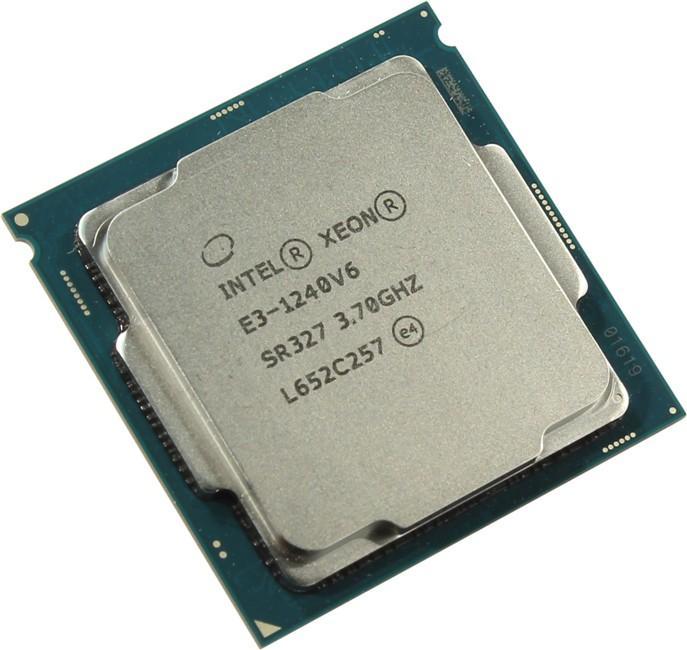 Intel Xeon E3-1240 V6 Kaby Lake