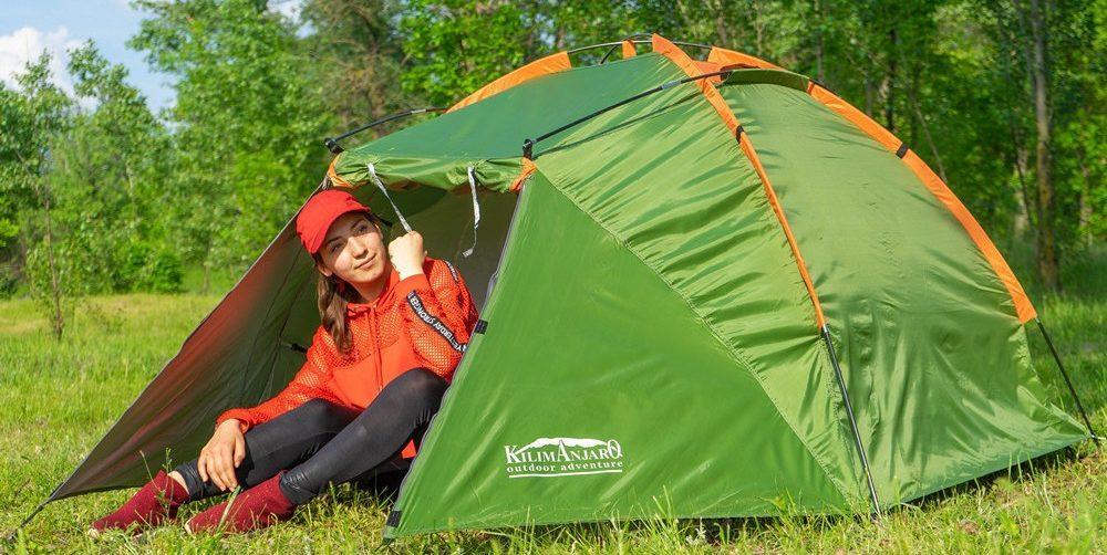 двухместная палатка