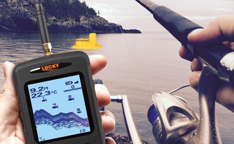 эхолот для рыбалки