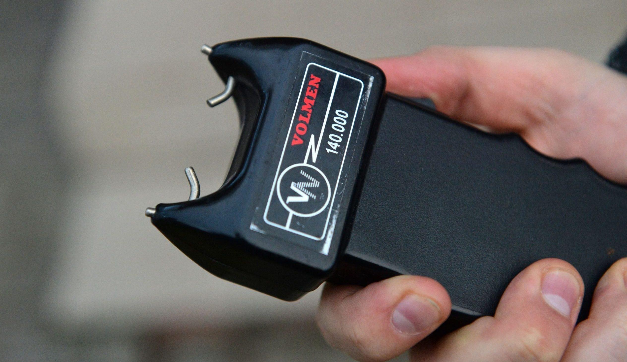 электрошокер для самообороны