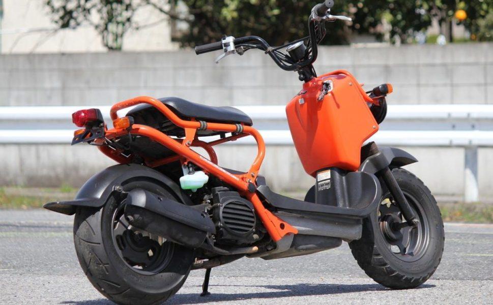 скутер до 50 кубов