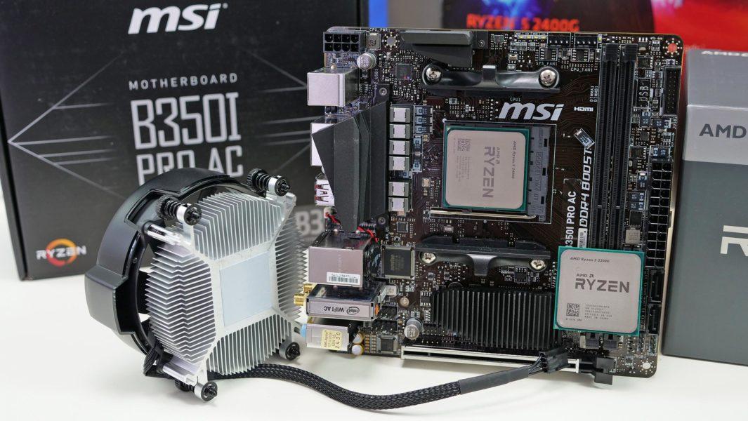 использование процессора АМК